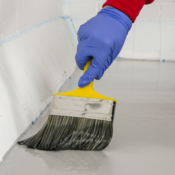 Garage Floors Paint: 2 Part Epoxy Garage Floor Paint