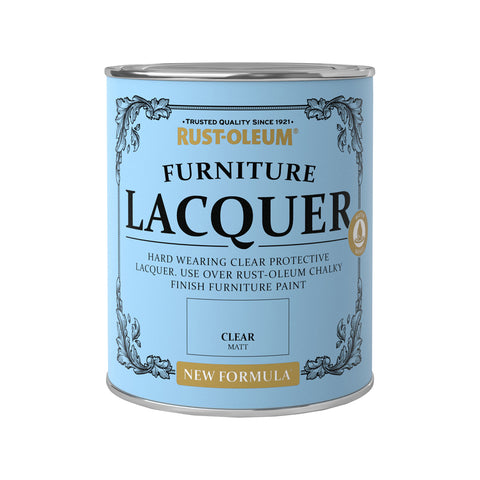 Rust-Oleum Furniture Lacquer 750ml