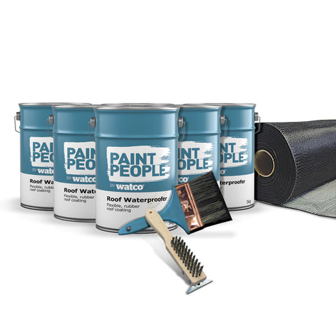 Garage Roof Waterproof Kit