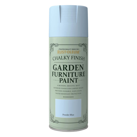Rust-Oleum Garden Furniture Spray Paint 400ml