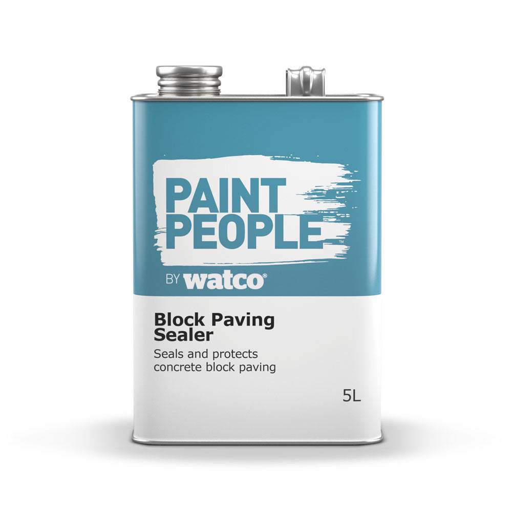 Block Paving Sealer - 5L