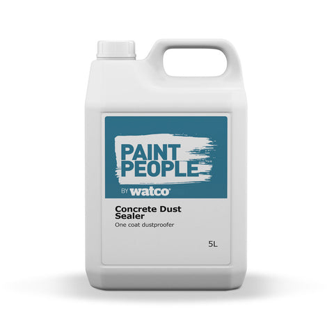 Concrete Dust Sealer - 5L