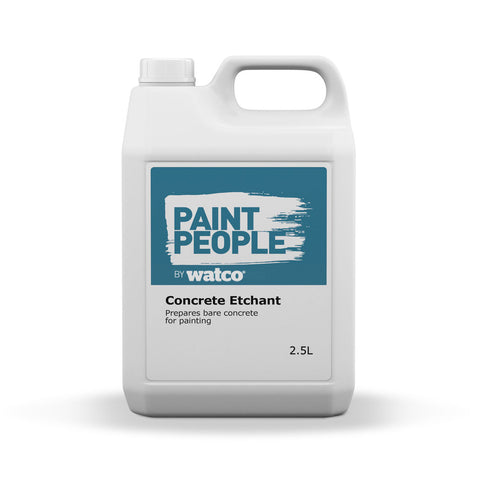 Concrete Etchant - 2.5L