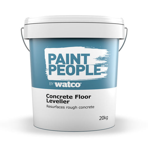 Concrete Floor Leveller By Paintpeople