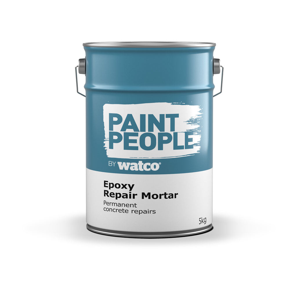 Epoxy Repair Mortar - Concrete Repair - 5KG