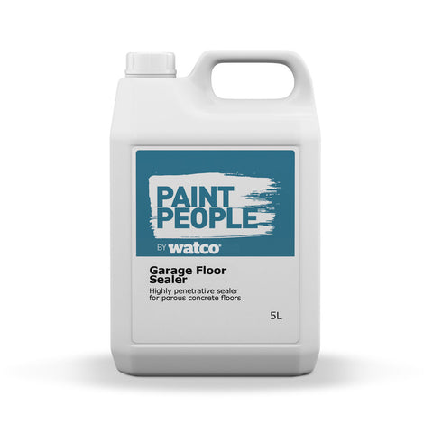 Garage Floor Sealer - 5L