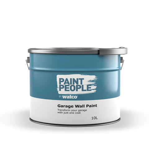 Garage Wall Paint 10L