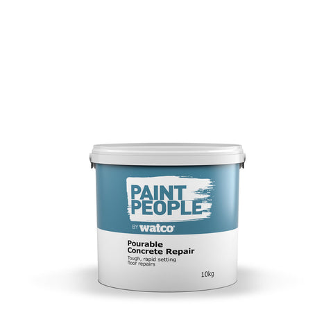 Pourable Concrete Repair Tub by Paintpeople