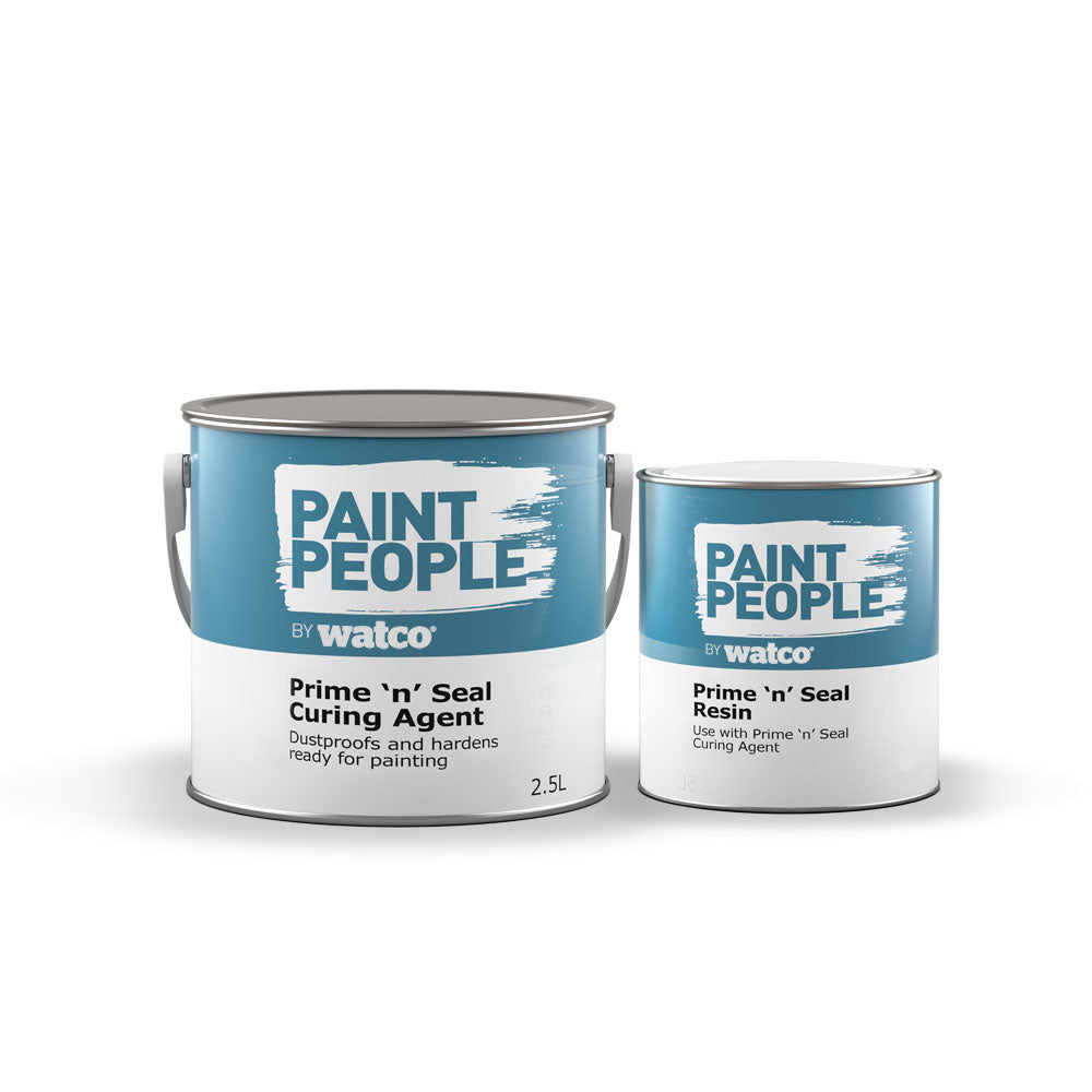 Prime 'n' Seal  - Concrete Floor Primer & Sealer - 2.5L