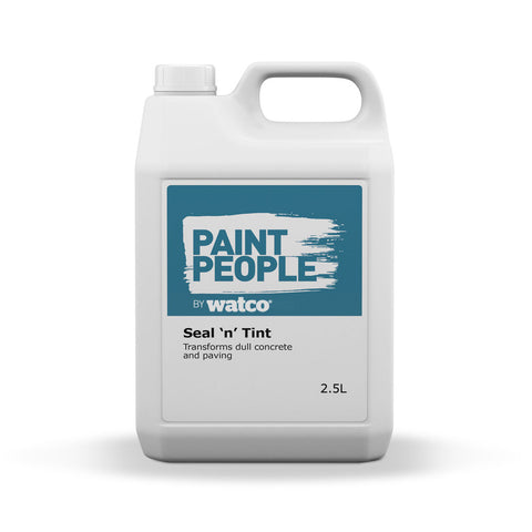 Seal 'n' Tint Concrete Patio Stain - 2.5L