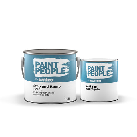 Step and Ramp Paint Anti Slip