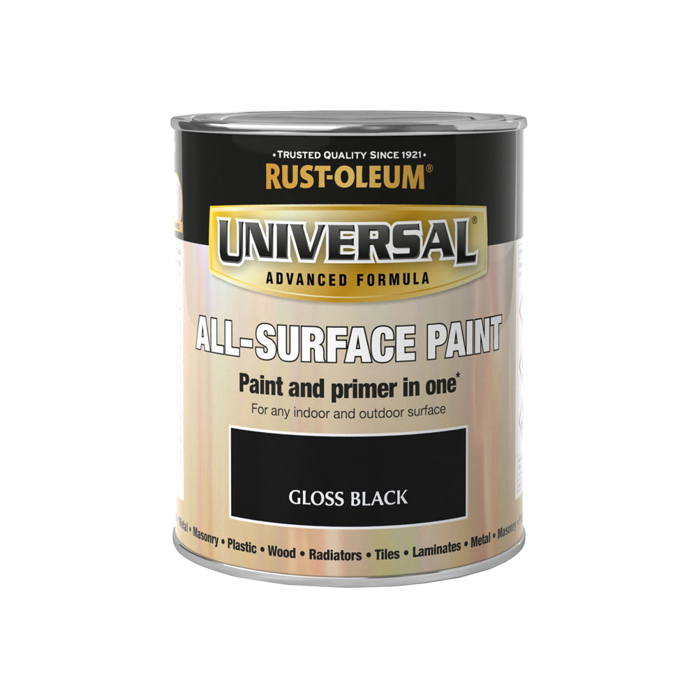 Rust-Oleum Universal All-Surface Brush Paint 750ml