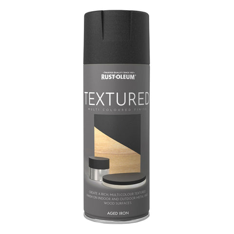 Rust-Oleum Textured Spray Paint 400ml