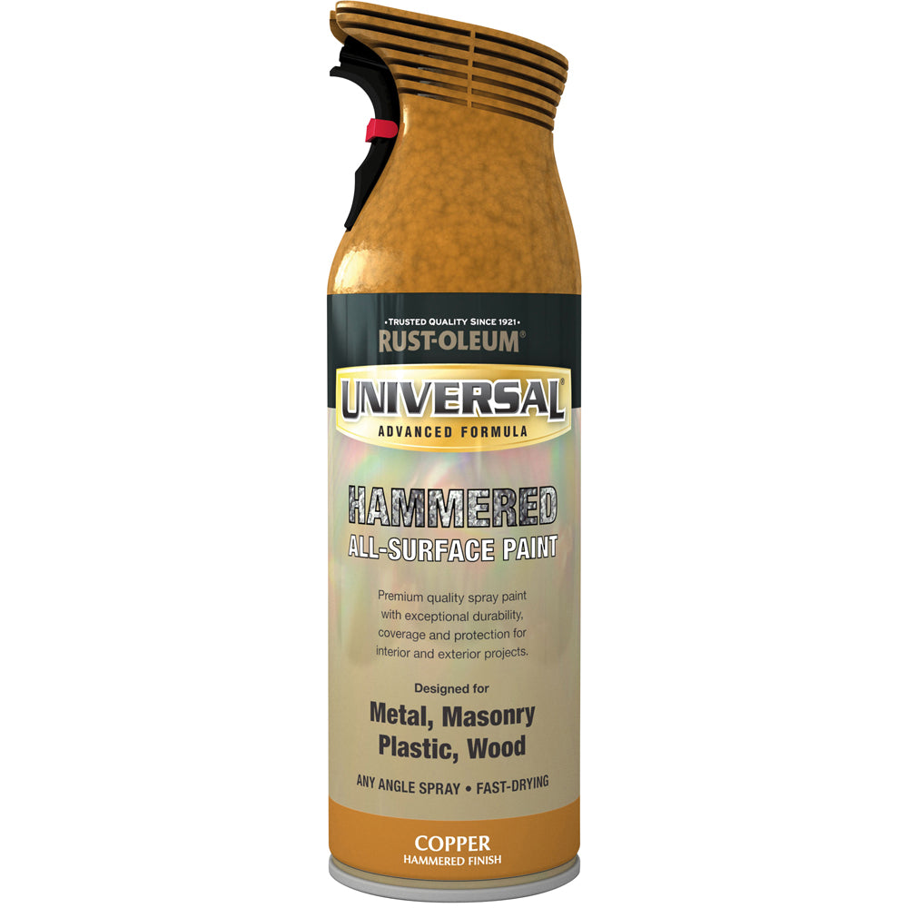 Rust-Oleum Universal Hammered All-Surface Spray Paint 400ml