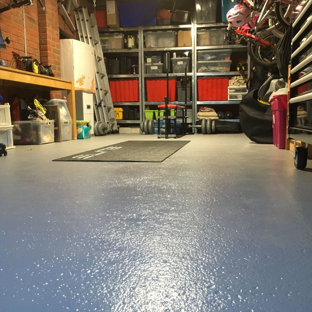 Two Part Epoxy Garage Floor Paint Kit (Garacoat)