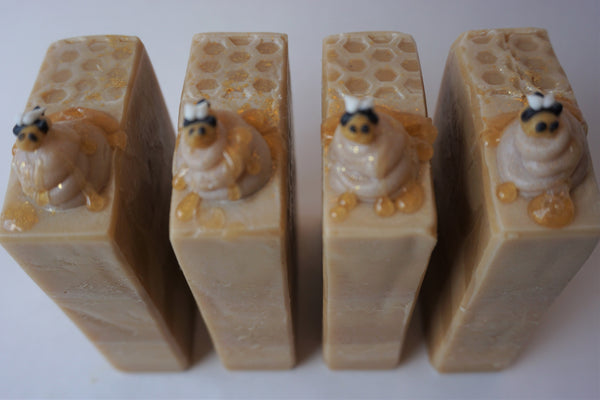 Pure Utah Honey Artisan Soap Bar