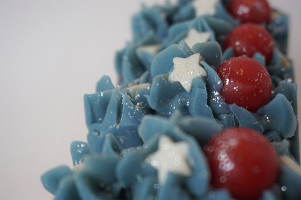 Stars and Stripes Artisan Soap Bar