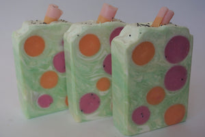 Fruit Stand Artisan Soap Bar