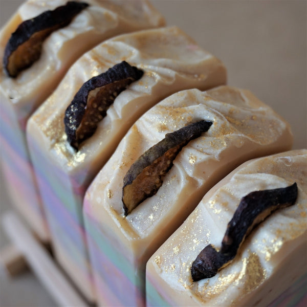 Autumn Fig Harvest Artisan Soap Bar