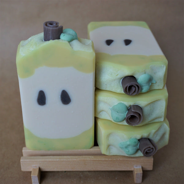 Sweet Yellow Pear Artisan Soap Bar