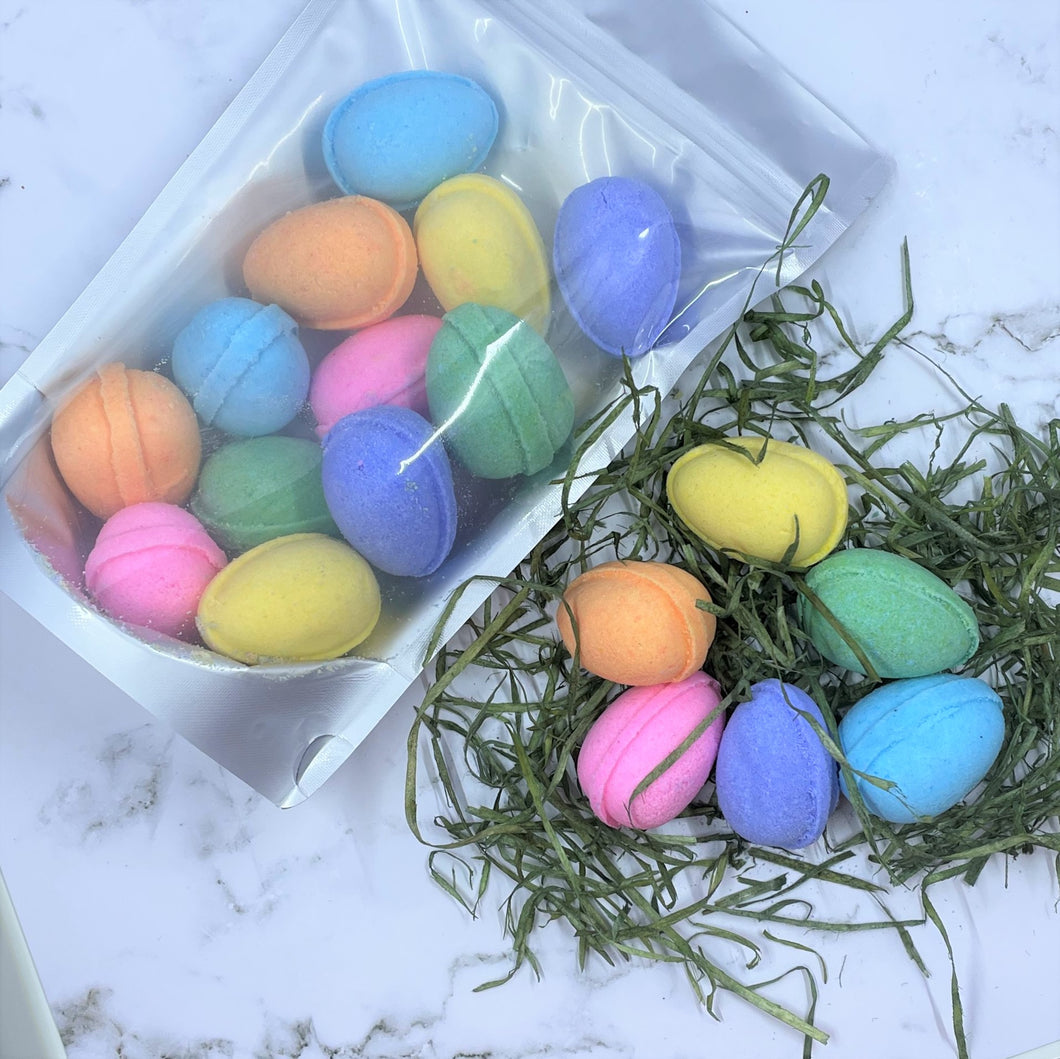 Mini Easter Egg — Bath Fizzies
