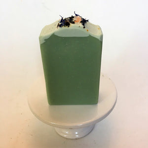 Simple Mint Artisan Soap Bar