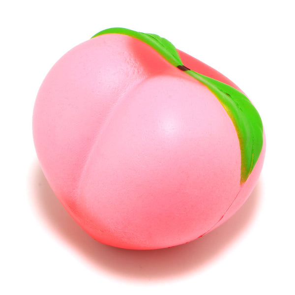 Scented Peach Squishy - The Toasted Coconut