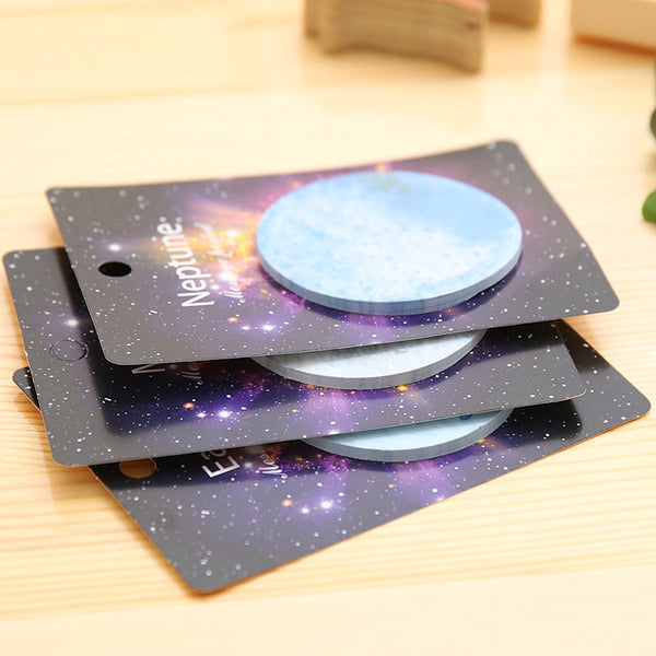 Space Sticky Notes