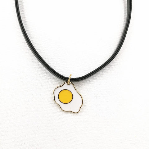 Egg Choker Necklace