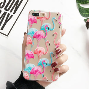Flamingo Case For Iphone 1 / For 6 6S Phone