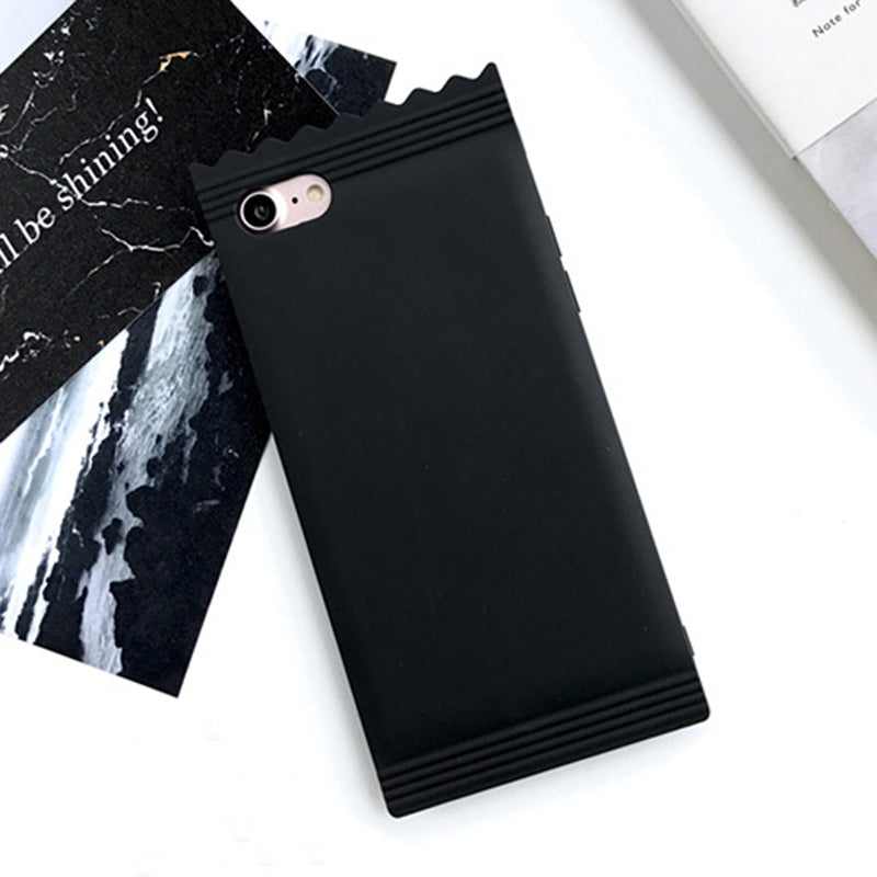 Candy Wrapper Case For Iphone Black / For Iphone 6 6S Phone