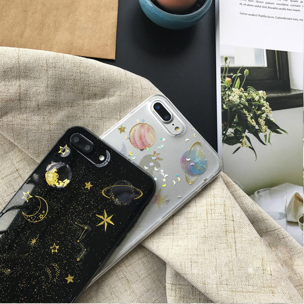 Galaxy Case For Iphone Phone