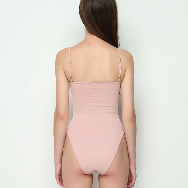 Basic Tube Bodysuit
