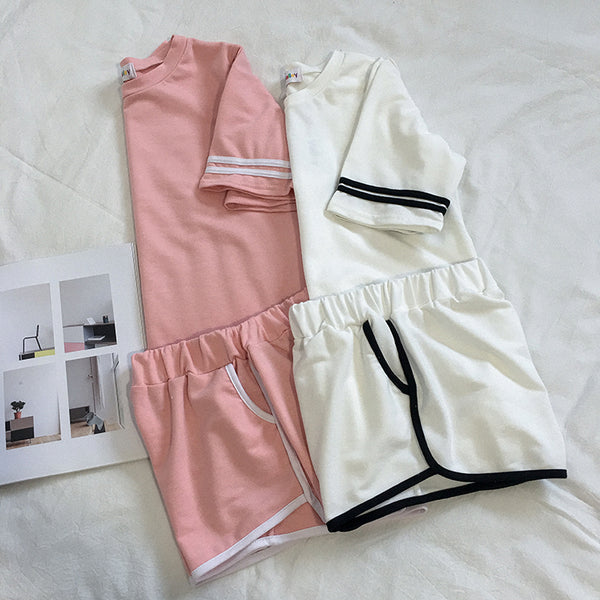 Basic Striped Co-Ord Co-Ord