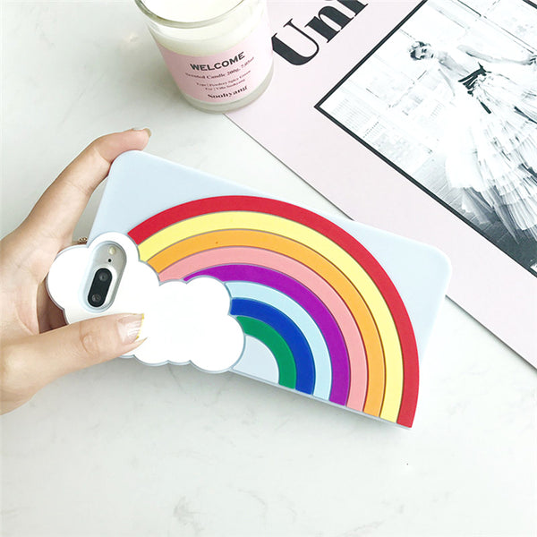 Rainbow Case For Iphone Phone