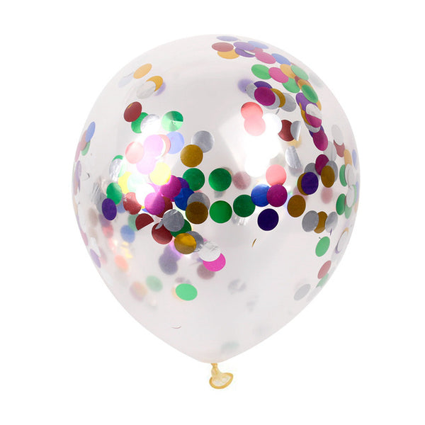 Confetti Balloons 2 Party Supplies