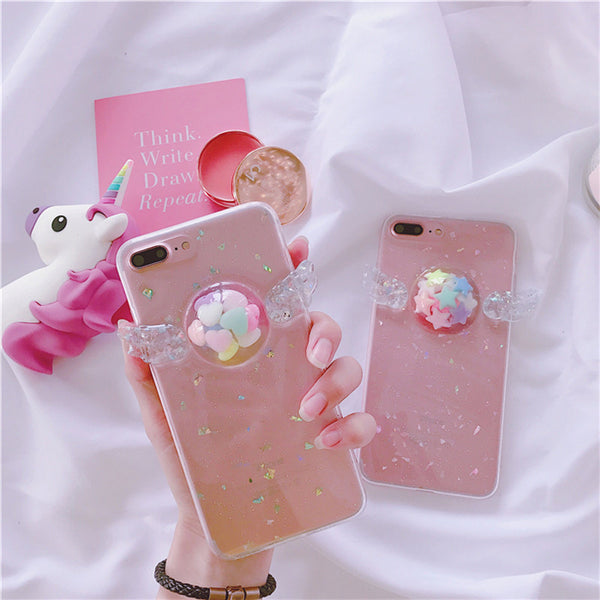 3D Wing Case For Iphone Phone