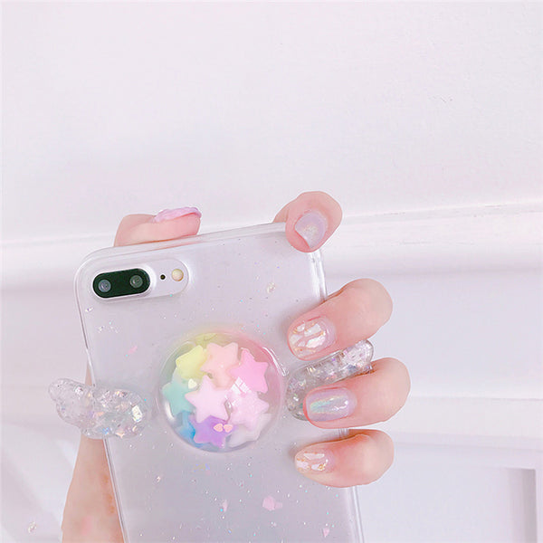 3D Wing Case For Iphone Stars / Ip66S Phone