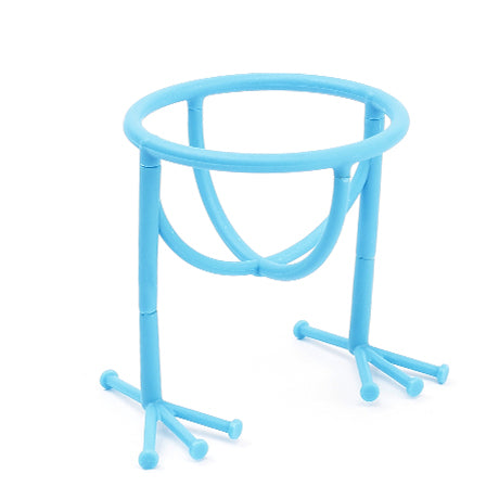 Chicken Feet Make Up Sponge Holder Blue
