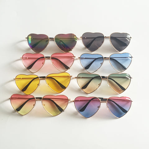 Vintage Gradient Glasses