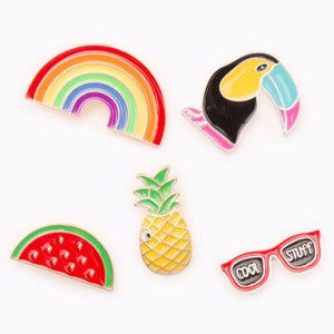 Colorful Summer Pins Rainbow Pin