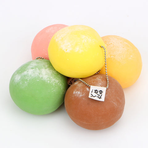 Scented Mochi Ice Cream Squishy Toy