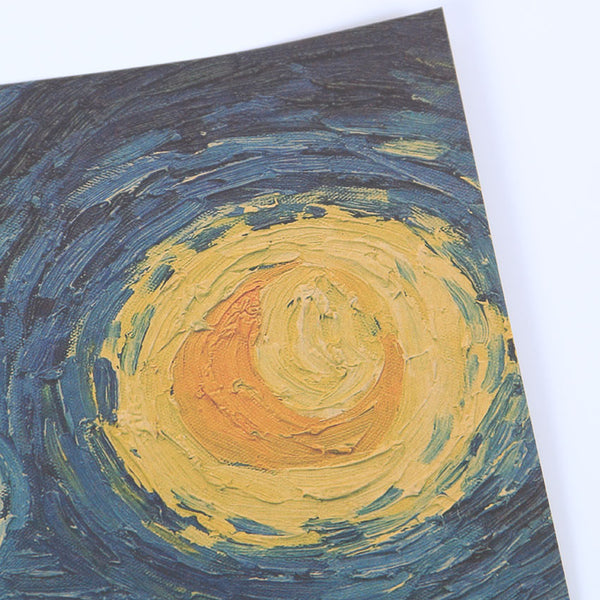 'The Starry Night' Poster - The Toasted Coconut