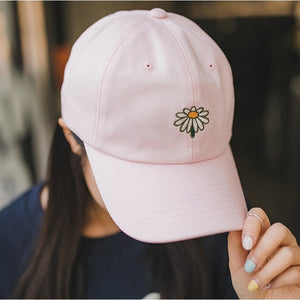 Daisy Dad Cap - The Toasted Coconut