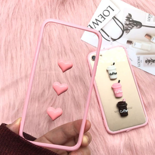 'Coffee and Love' Case for iPhone