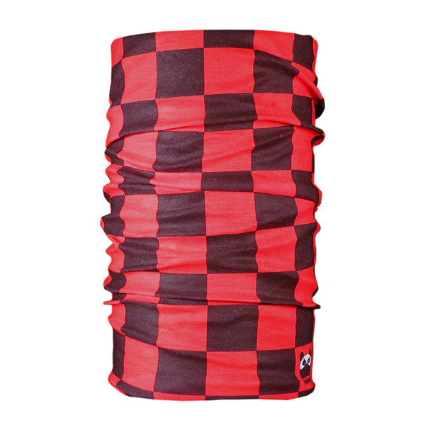Vans Checkerboard Graphic Pandana Neck Gaiter Buff Neck Tube Balaclava