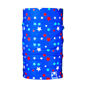 Vans Star Sparkle Blue Graphic Pandana Neck Gaiter Buff