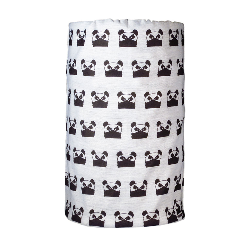 Panda Bear Cap Neck Gaiter Pandana Buff Pollution Protection Facemask Manga Japanimation