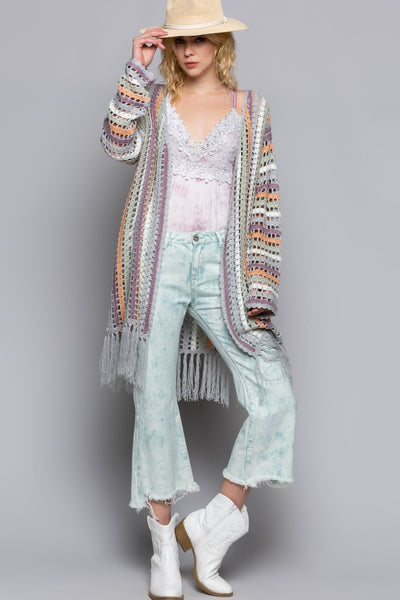 Cali Girl Knit Cardigan
