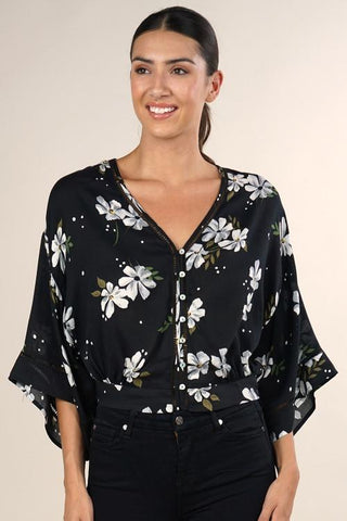 FLOWER FIELDS TOP
